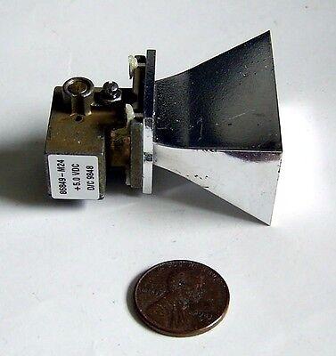 Macom K-band Doppler Transceivergunnplexor Horn Antenna 24.15ghz