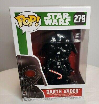 Funko Pop! Star Wars Christmas Holiday #279 DARTH VADER