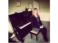 Piano Lessons for Children and Adults, Beginners or Experienced