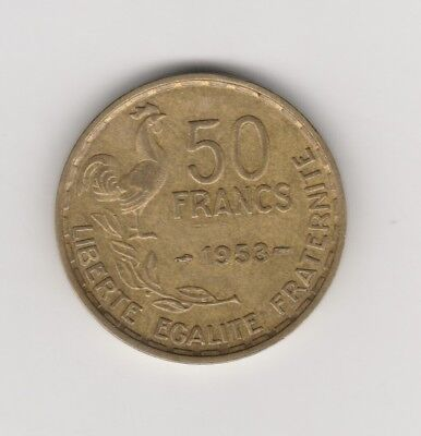 50 Francs Frankreich 1953   (2064)
