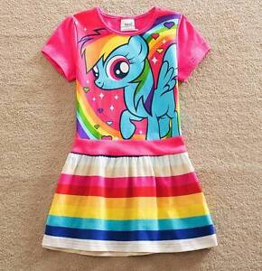 My Little Pony Rainbow Dash Dresses Caves Beach Lake Macquarie Area Preview