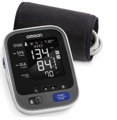 Omron-BP786-BlueTooth-Upper-Arm-Blood-Pressure-Monitor-10-Series-Machine-BP-786