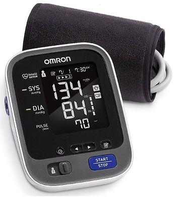Omron BP786 10 Series Upper Arm Blood Pressure Monitor Plus Bluetooth Smart