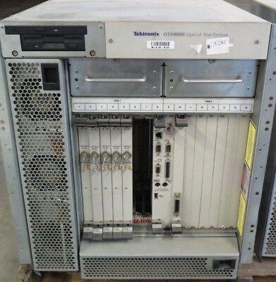 Tektronix Ots9000 Test System W Ots91gd Oc192stm64 Rx Optics