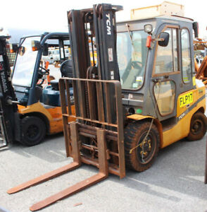 TCM 3000kg diesel forklift with aircon cabin Malaga Swan Area Preview