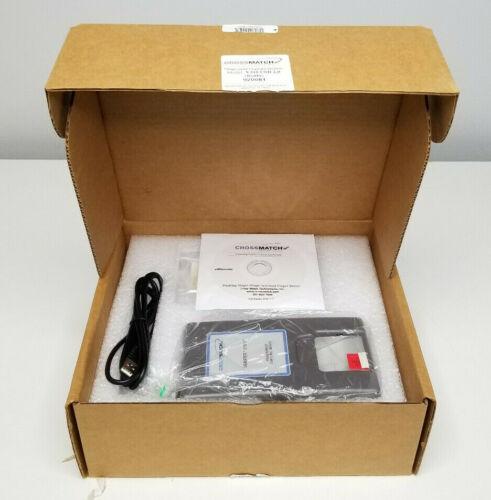 CrossMatch Verifier 310 LC 2.0 USB Fingerprint Capture Device Scanner Reader