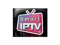 IPTV 1 month or 1 year warranty