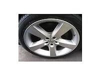 "GENUINE 20"" CHRYSLER 300 C STARTEC ALLOYS JEEP ETC"