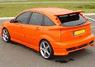 2000-07 FORD FOCUS HB MID WING SPOILER