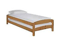 HOME Stakka II Guestbed and 2 Mattresses - Pine