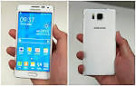 Galaxy Alpha Rogers/Fido/Chatr 32gb white Great Condition