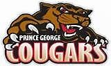 Wanted Game Worn Prince George Cougars Jersey