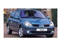 2002 renault clio 15dci