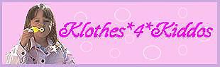 Klothes*4*Kiddos