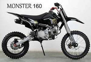 NEW   160cc DIRT BIKE...  $1699ono Capalaba Brisbane South East Preview