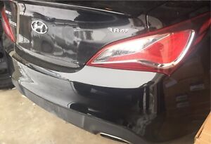Parting out 2013 HYUNDAI Genesis coupe 3.8l GT(salvage)