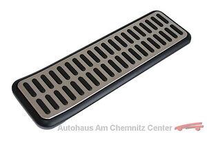 Nuevo-Original-Audi-A1-tapas-de-Pedal-Kit-automatico-con-APOYAPIES-GEAR