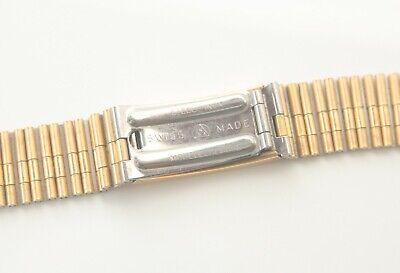 Bracelet  acier or ferrari by cartier original 16 mm swiss steel gold band