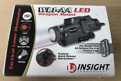 Insight L3 LED Light and Laser Mount