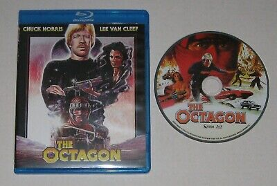 The OCTAGON (Blu-ray Disc, Scorpion Releasing) - LIKE NEW -