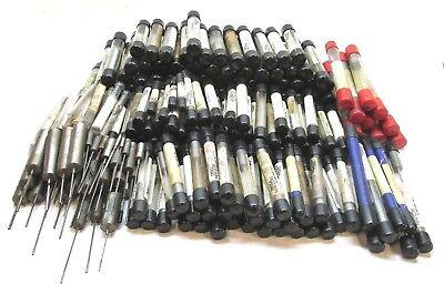 Huge Lot Of Assorted New Used Eldorado Starcut Gundrills - Over 250 Drills