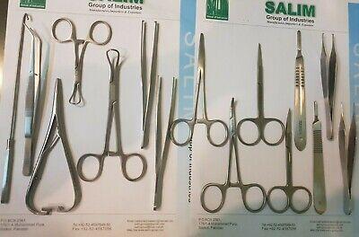 Plastic Surgery Instruments Set