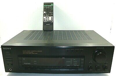 Sony STR-D615  5.1 Channel Home Theater Audio Video Receiver