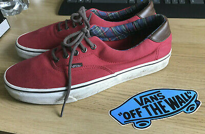Mens Vans casual shoes size 12 used