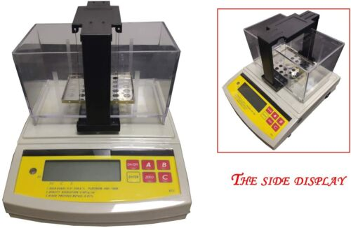 Gold Density Meter Precious Metal Analyzer Gold Silver Purity Tester Machine