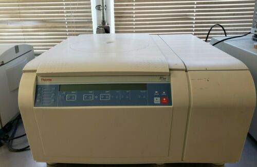 Thermo Scientific Sorvall ST 16R Refrigerated Centrifuge