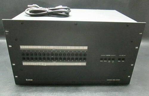 EXTRON Crosspoint Series Wideband Matrix Switcher 1616HV