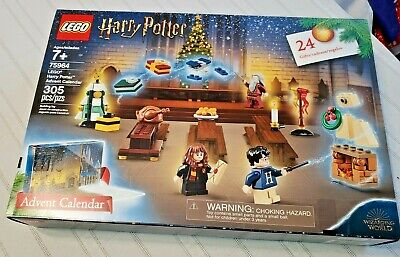 LEGO Harry Potter: Advent Calendar (75964), 24 gifts, 305 pieces, Age 7+, NEW