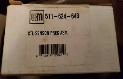 511-624-643 Weil Mclain Pressure Sensor