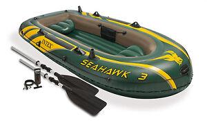 Intex 68380 Seahawk 3 Aufblasbares SchlauchStiefel