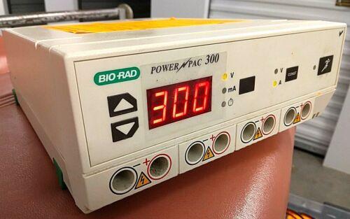 Bio-Rad PowerPac 300 Electrophoresis Power Supply 282BR 195VA 50/60Hz