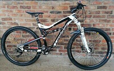 29er Lapierre Zesty Trail 329 Full Suspension Mountain Bike MTB (L)