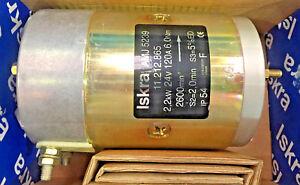 ISKRA 11.212.865  24 VOLT D.C. 2200watt ELECTRIC MOTORS