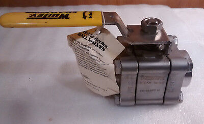 Swagelok Whitey Steam Series Ball Valve 1