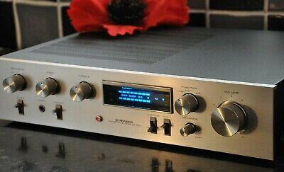 PIONEER SA-510 - *FLUOROSCAN _*SERVICED _AMPLIFIER+ *PHONO _*a la Pioneer SA508.