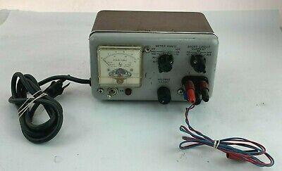 Hewlett Packard Model 721a Adjustable Power Supply