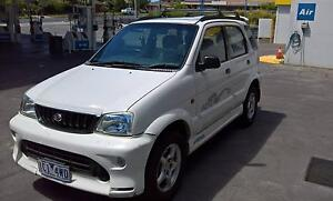 2001 Daihatsu Terios Wagon, very reliable and practical Chadstone Monash Area Preview