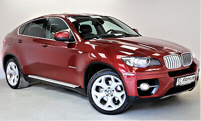 BMW X6 xDrive35d 286 PS Head-up Navi BI-Xenon