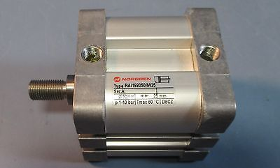 Norgren Ra192050m25 Pneumatic Cylinder Double Acting 25mm Stroke Nwob
