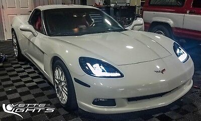 2005-2013 C6 Corvette Morimoto Plug & Play LED Headlights (Pair) Free Shipping! for sale  Edmond