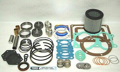 Quincy 350 13-19 Record Of Change Major Overhaul Kit Air Compressor Parts