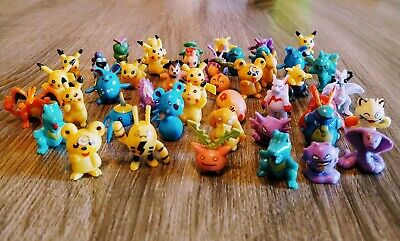 Pokemon Mini Figures 144 Lot