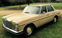 1973 Mercedes-Benz 280 Sedan Beautiful Original Condition Mount Torrens Adelaide Hills Preview
