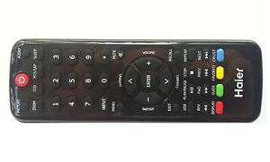 haier 32d3000. haier tv remote htr-d09 for haier le29f2320 le32f2220 l32d1120 l42c1180a hl32p2a 32d3000
