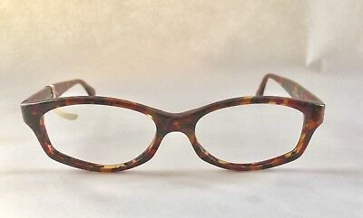NEW Wissing Handmade Custom Purple Tortoise Fun Women's Eyeglasses Frames $360](Fun Frames)