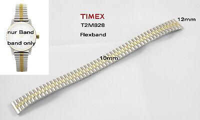 TIMEX Cinturino di ricambio per T2M828 Classic Zaino DRESSY Donna - flessibile -